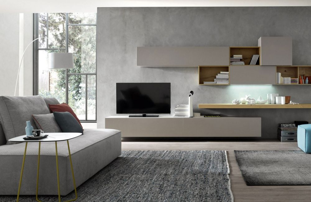 Orme giorno modulo collezioni mobili salotto for Orme arredamenti
